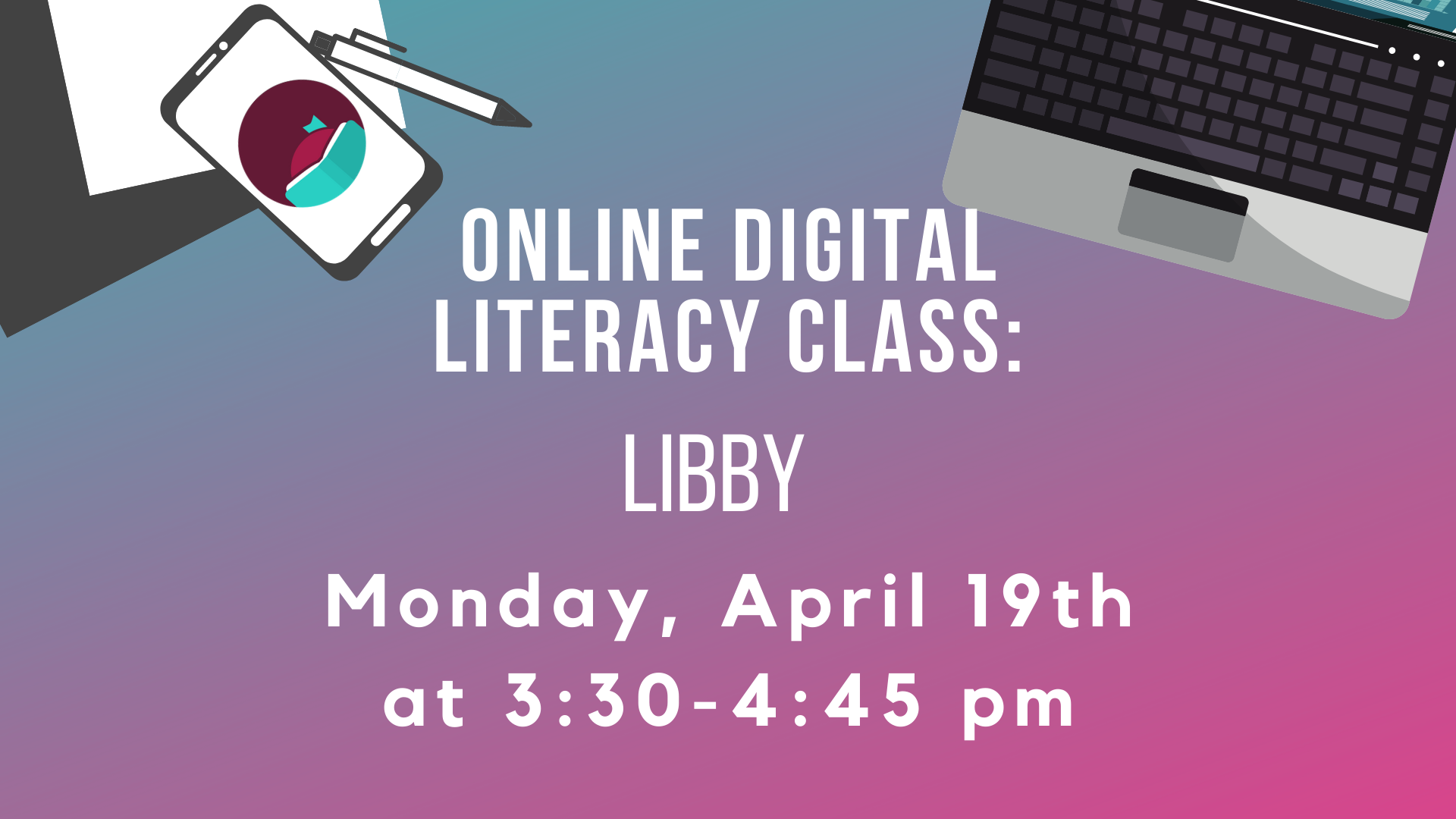 Computer Class - Libby