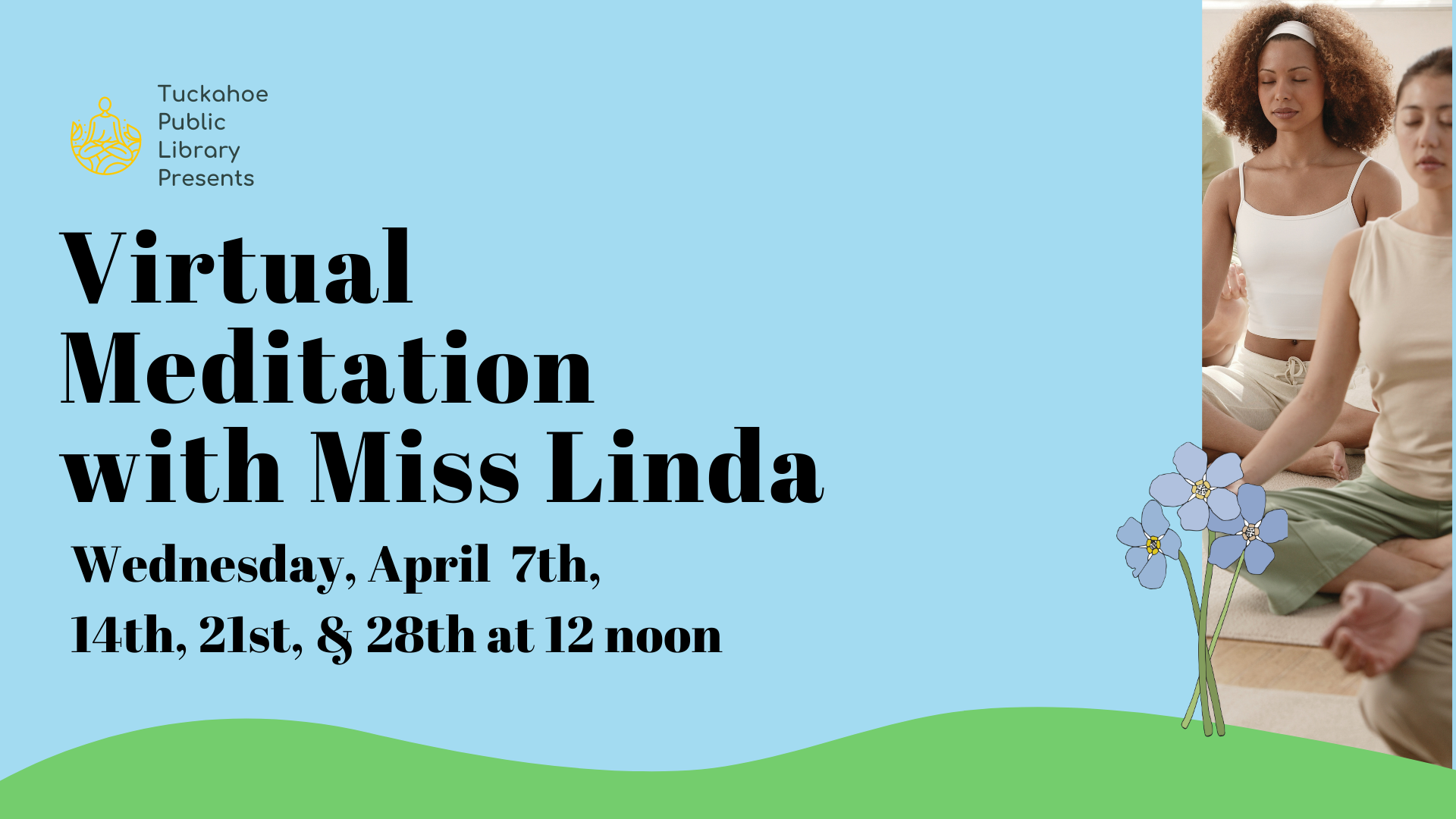 Virtual Meditation - The Breath Body Mind method with Linda Ahern