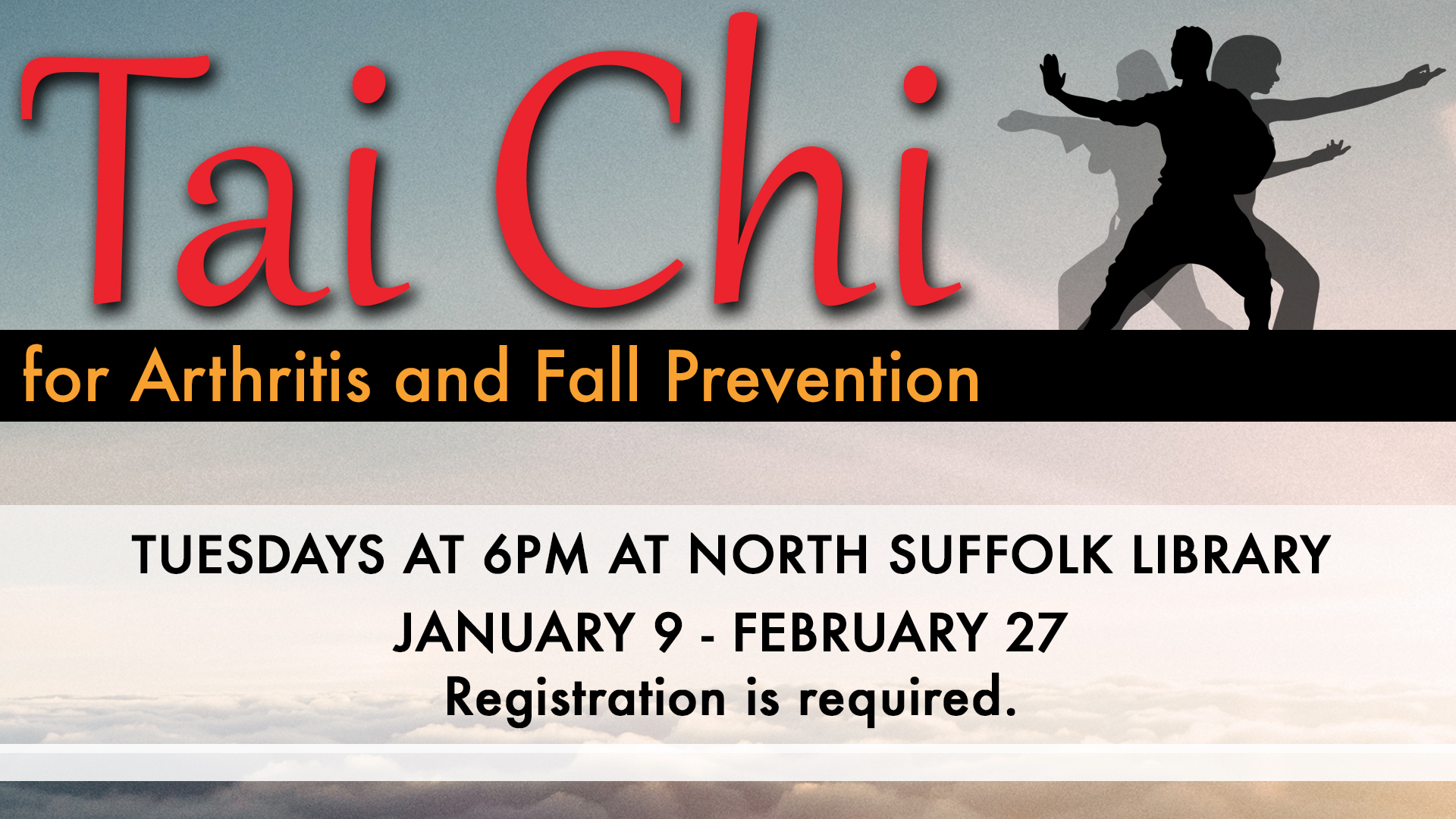 Tai Chi for Arthritis and Fall Prevention