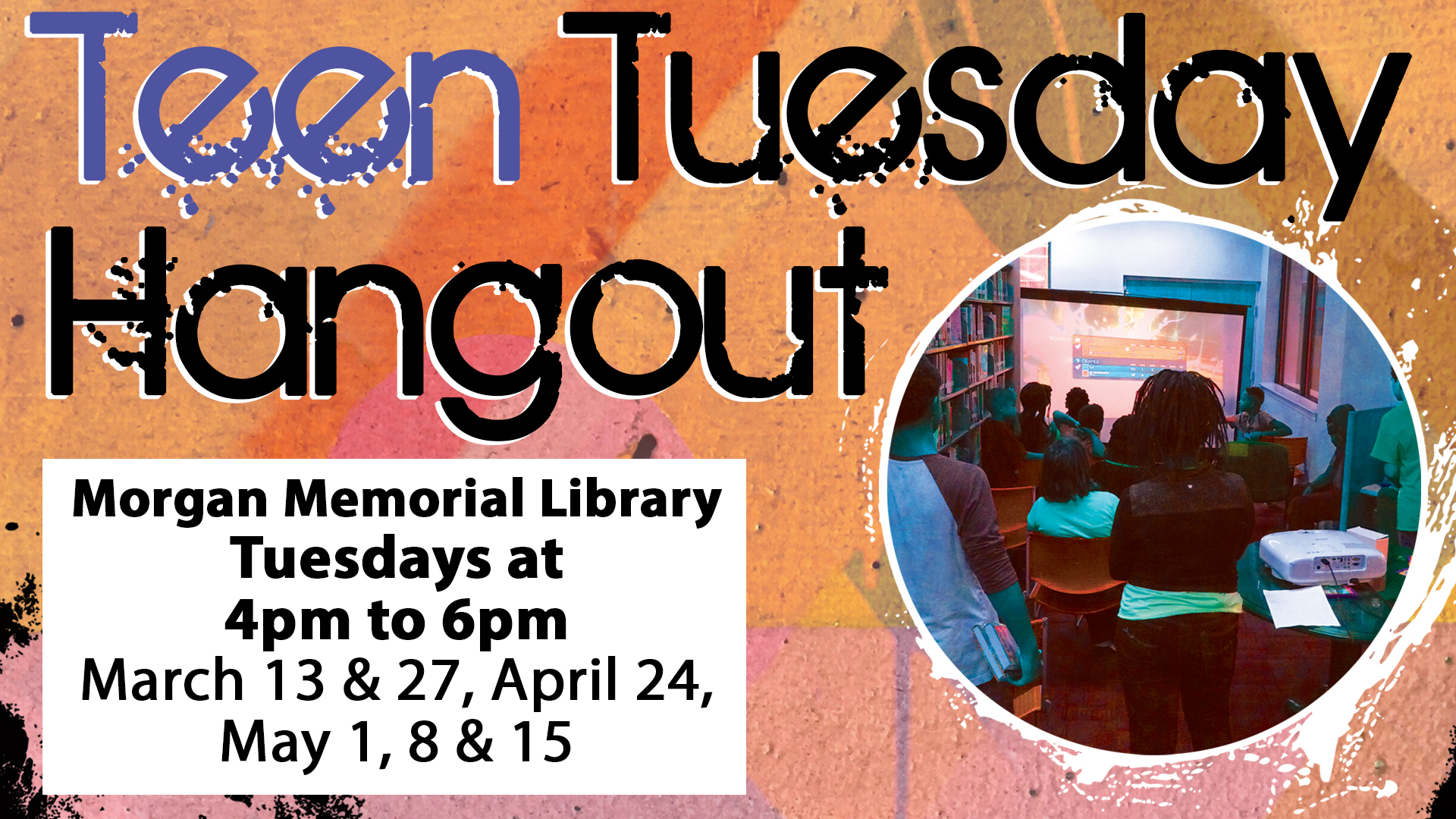 Teen Tuesday Hangout