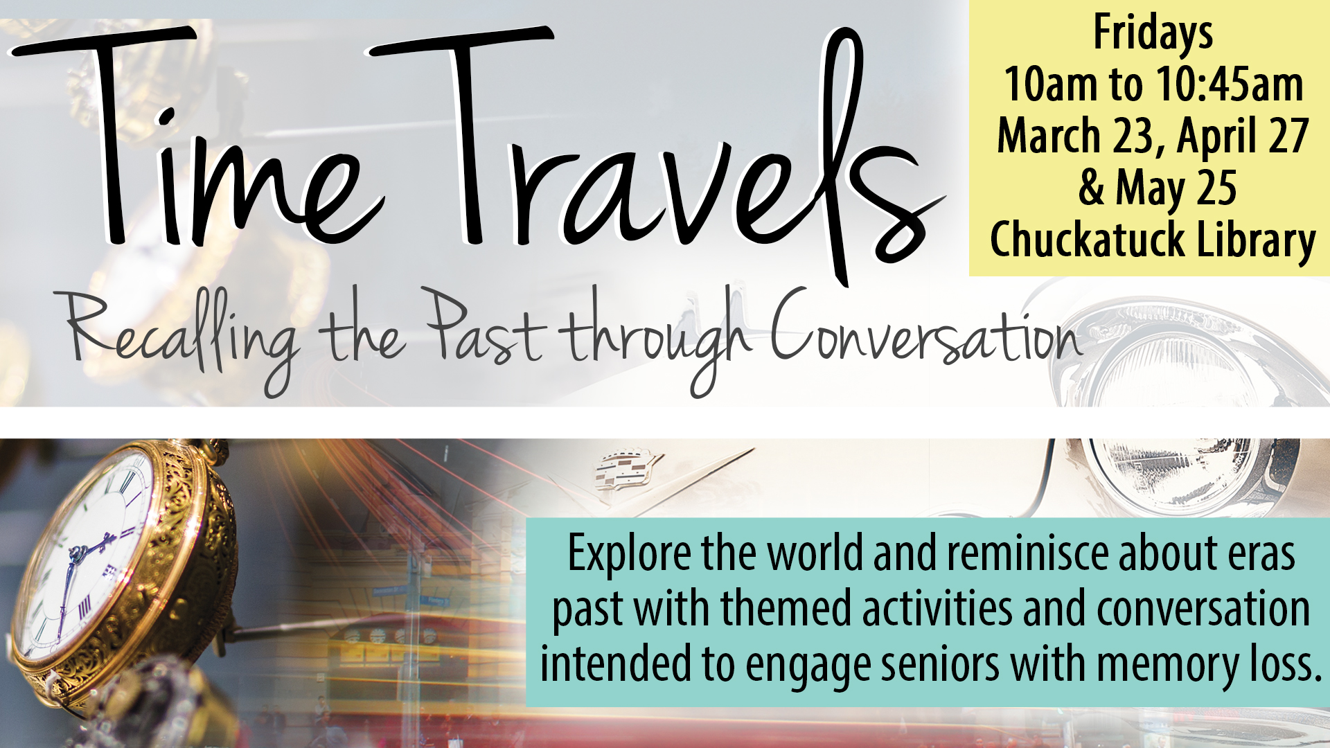 Time Travels: Recalling the Past through Conversation