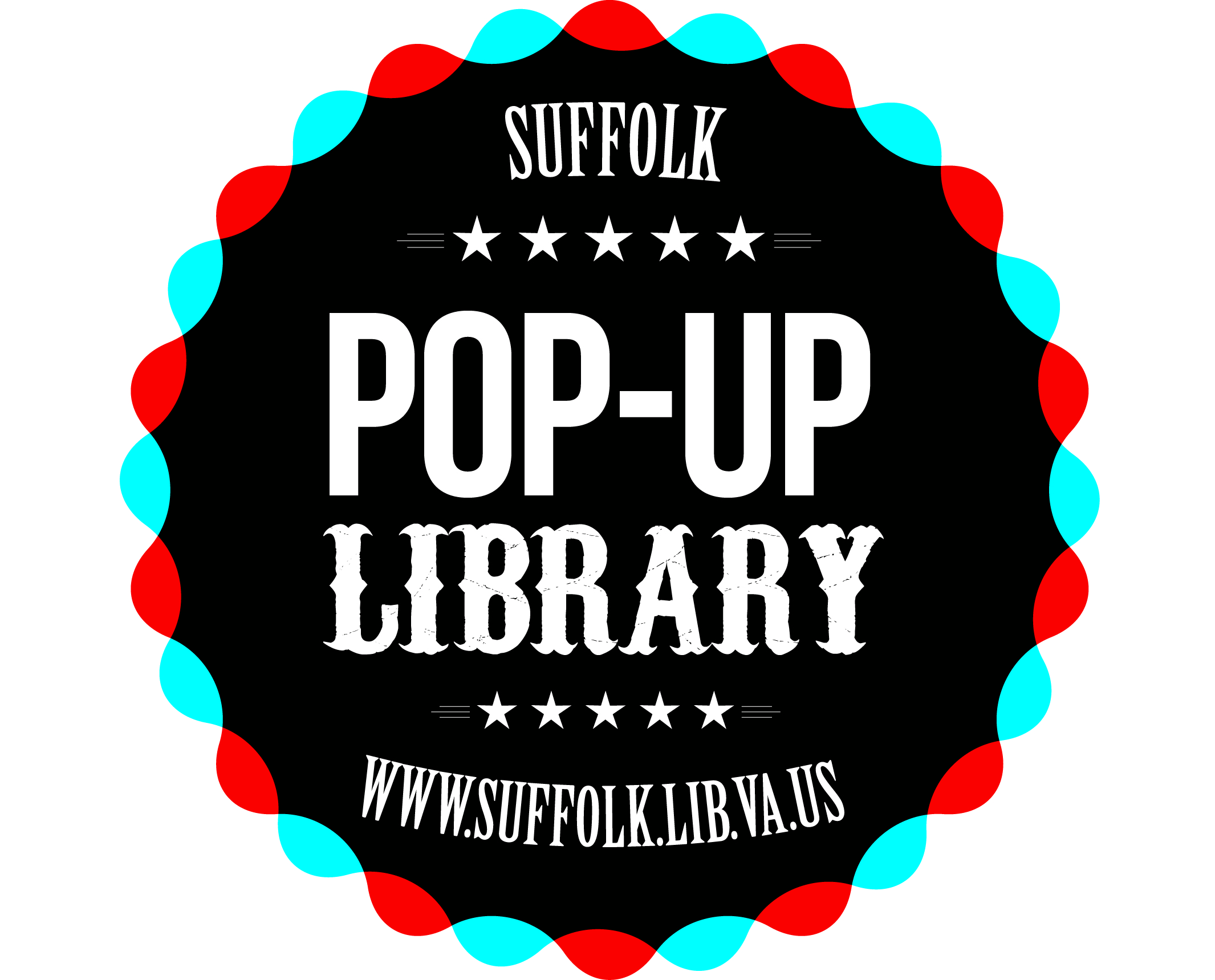 Pop-Up Library @ East Suffolk Recreation Center
