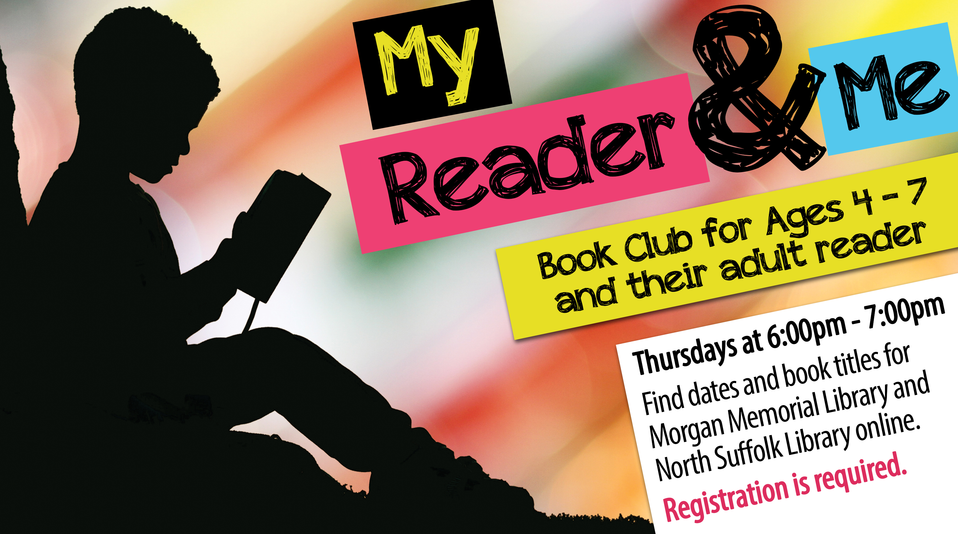My Reader & Me Book Club