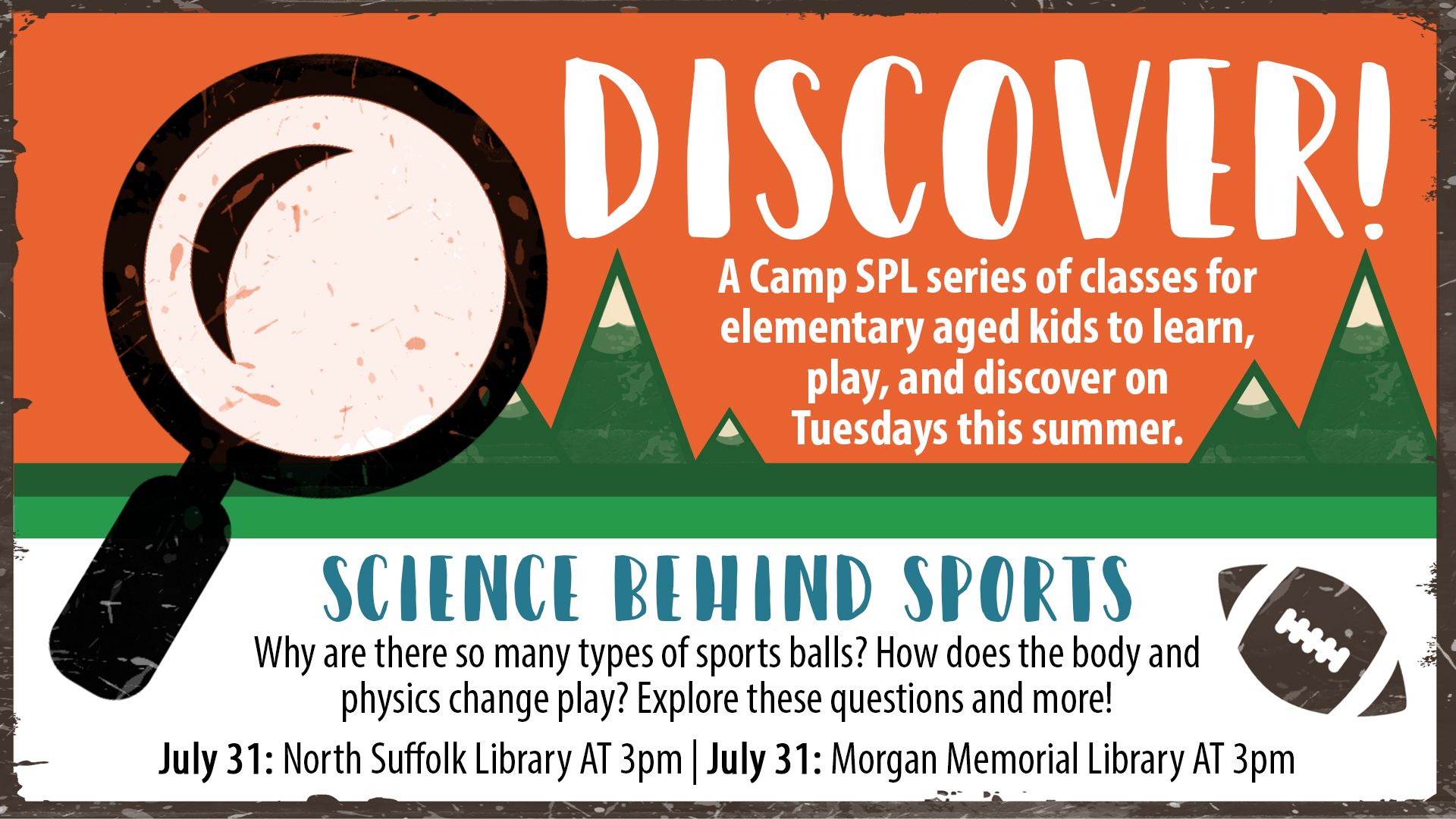 Discover!:  The Science Behind Sports