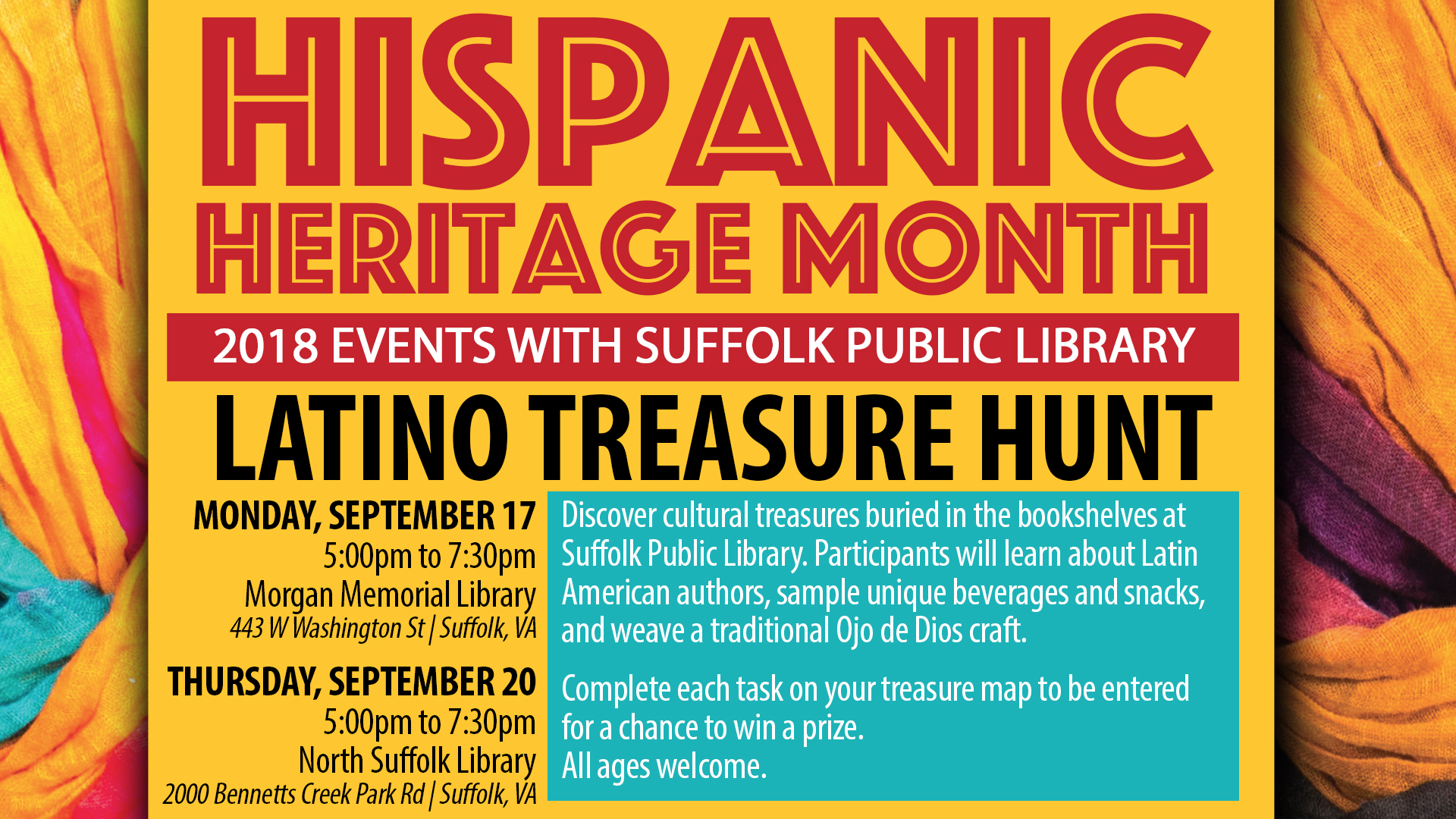 Latino Treasure Hunt