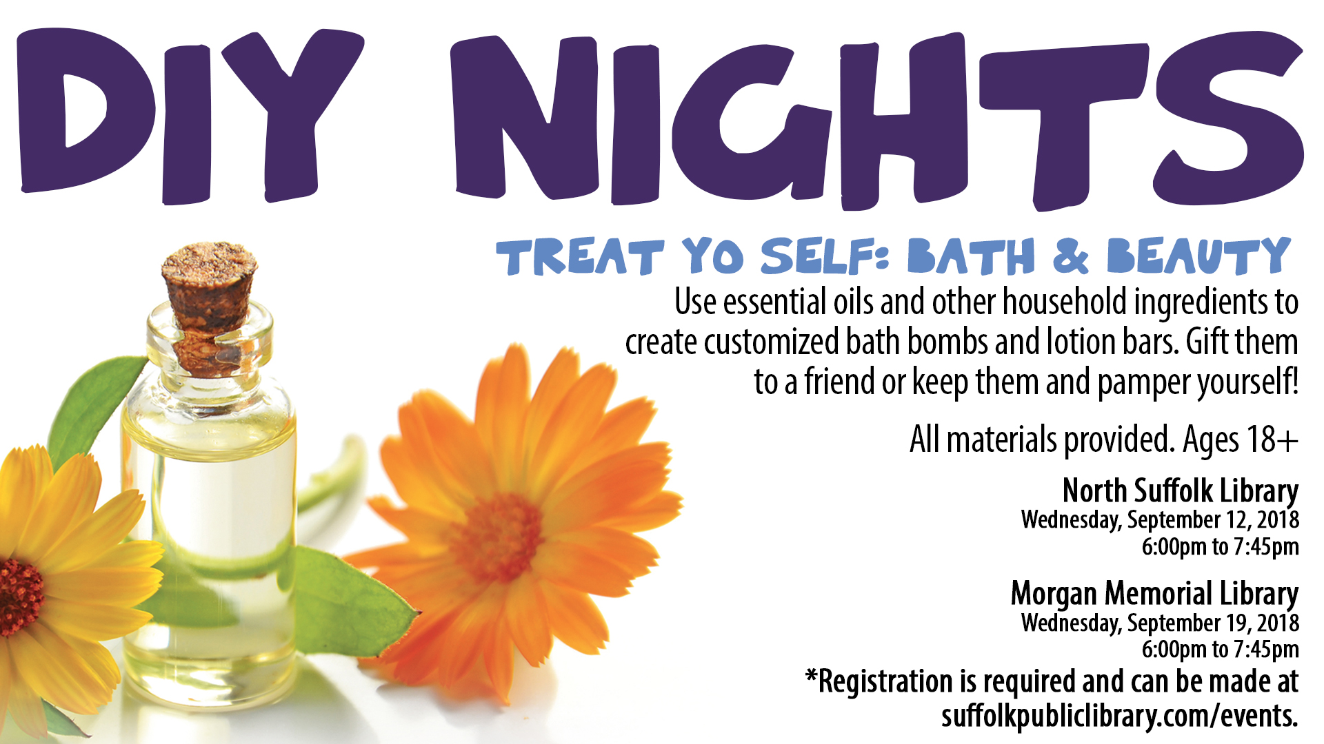 Treat Yo Self: DIY Bath & Beauty