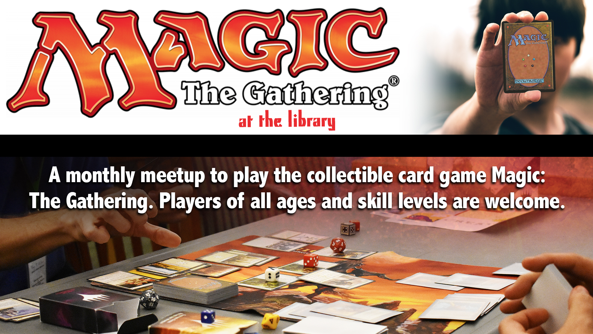 Magic: The Library Gathering