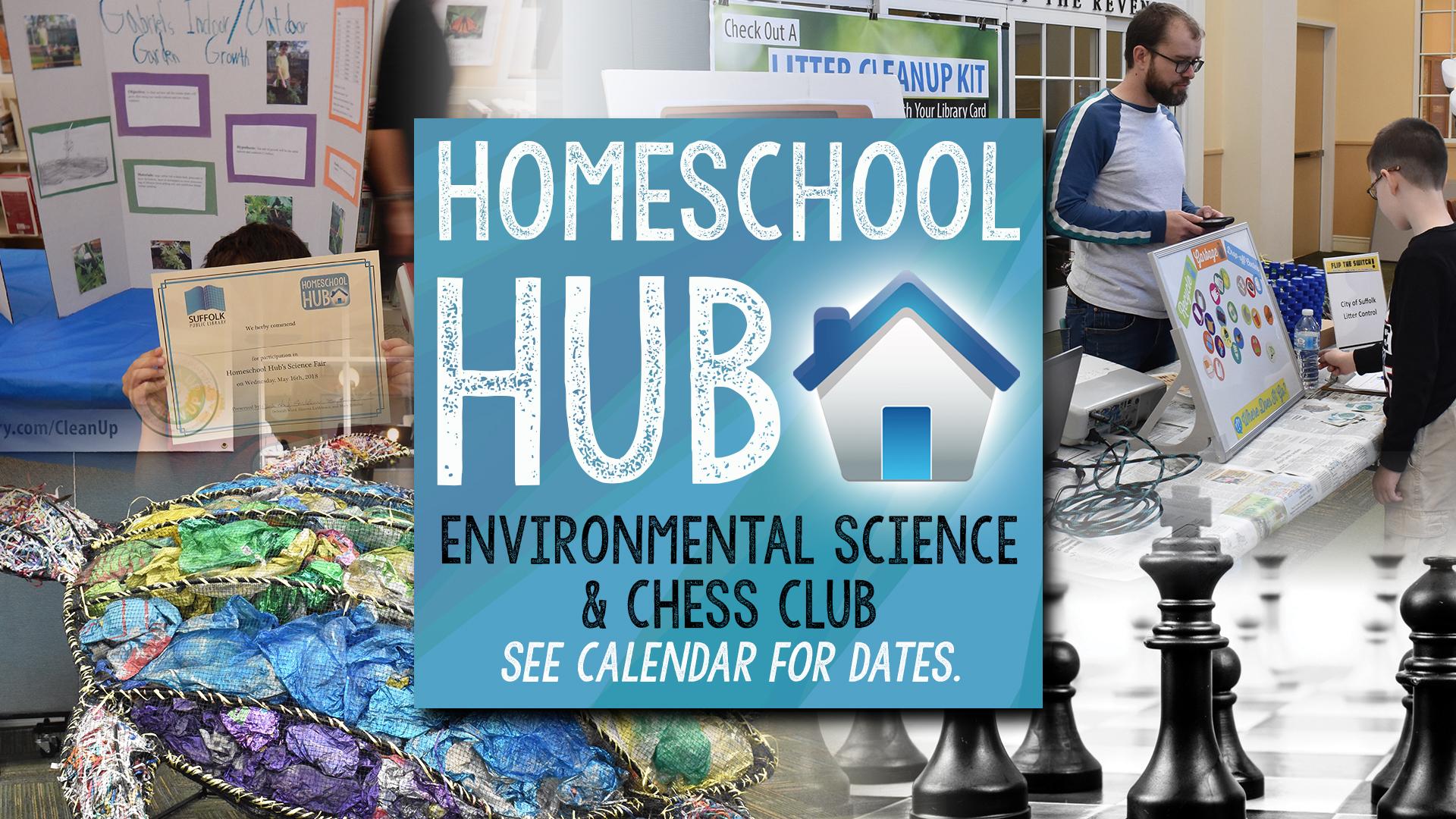 Homeschool Hub:  Environmental Science