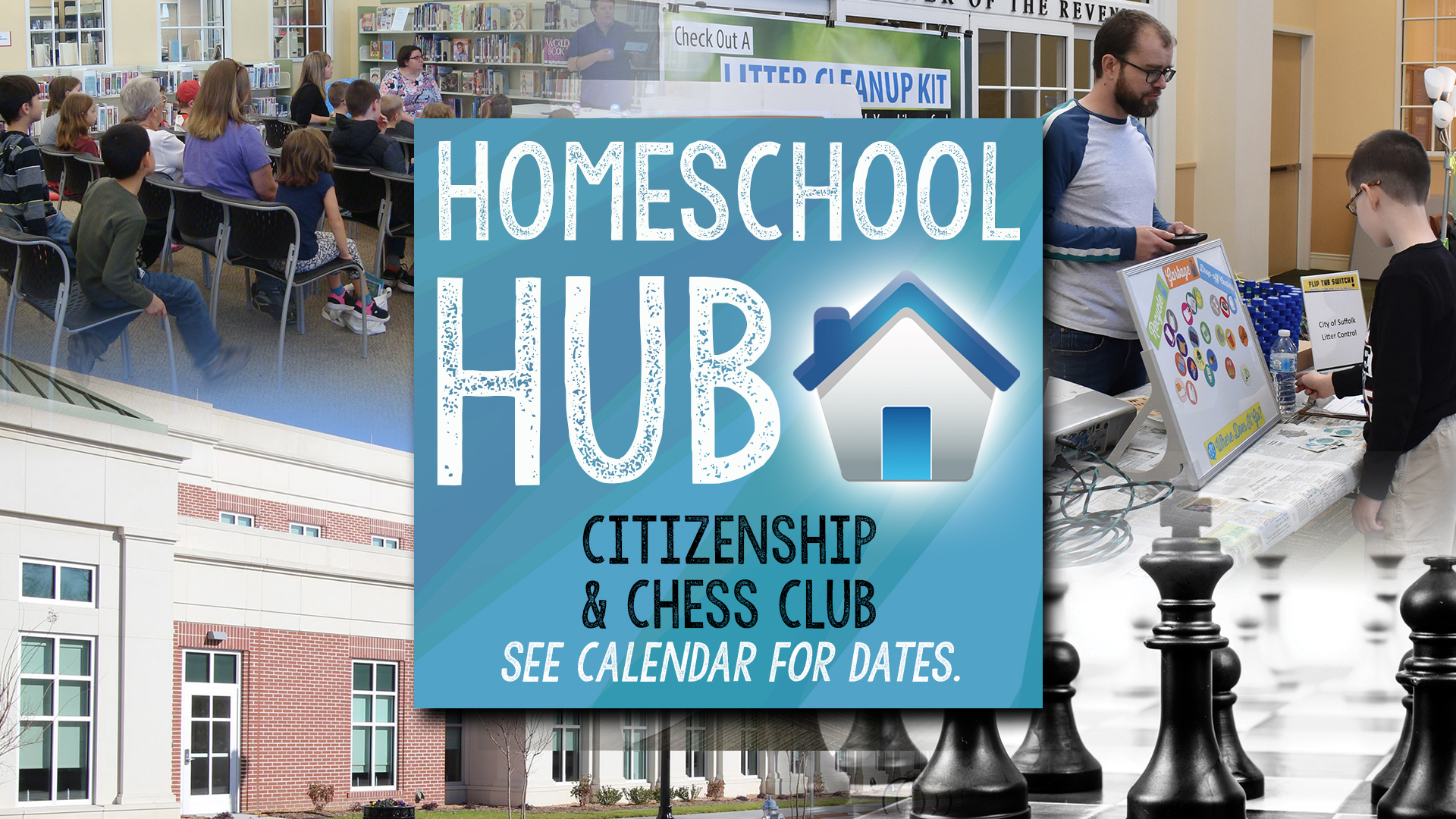 Homeschool Hub:  Citizenship