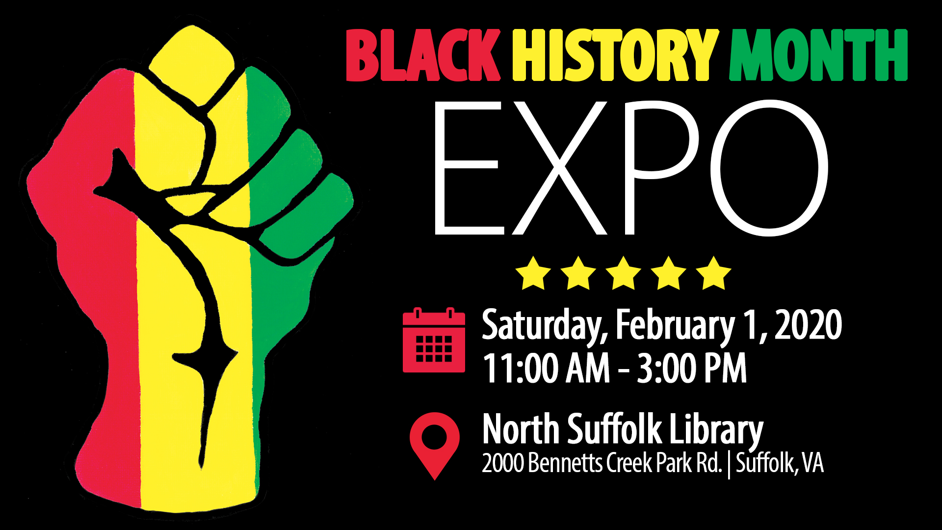 Black History Month Expo