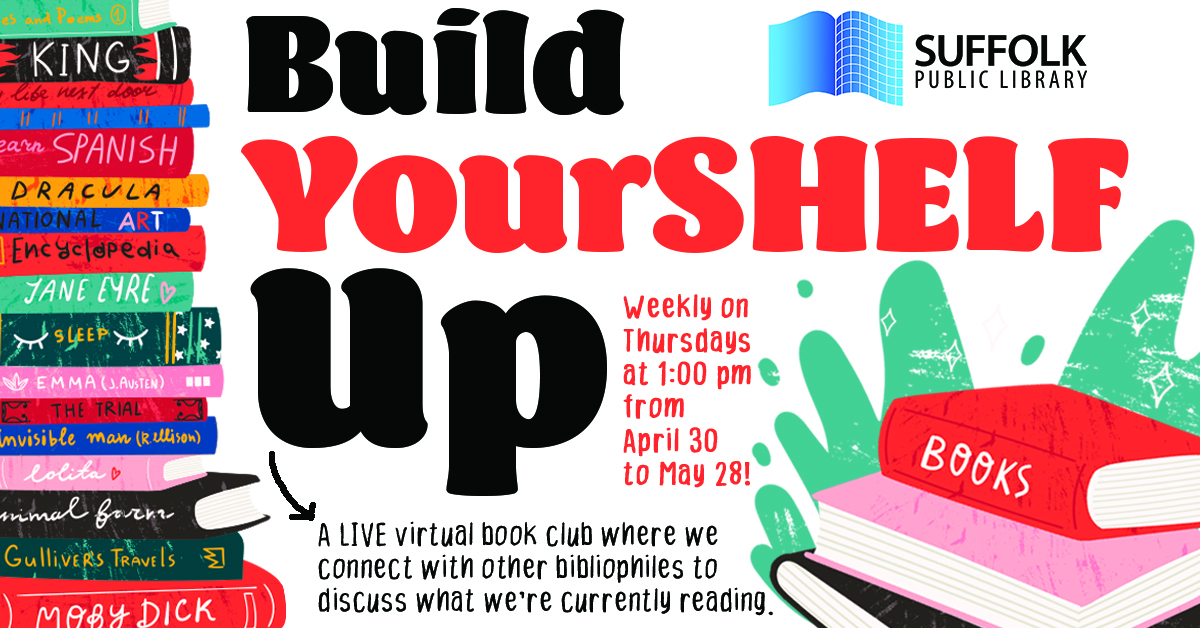 Build Yourshelf Up Book Club [LIVE]