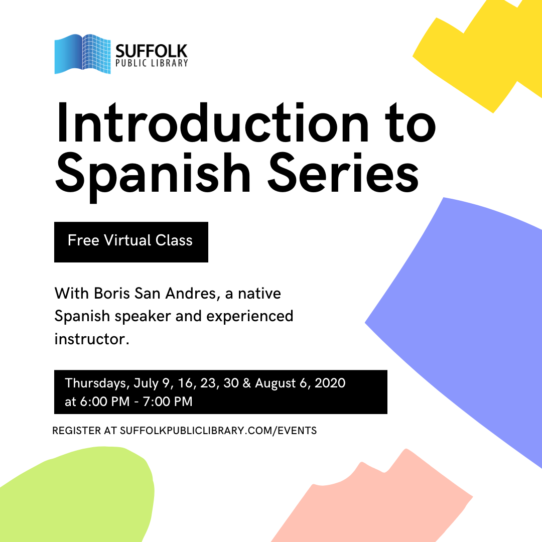 Introduction to Spanish [LIVE]