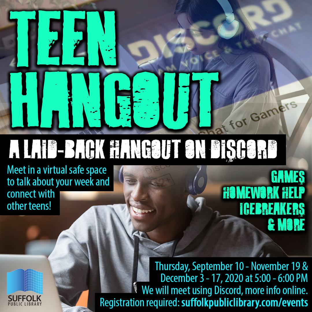 Teen Hangout [Live]