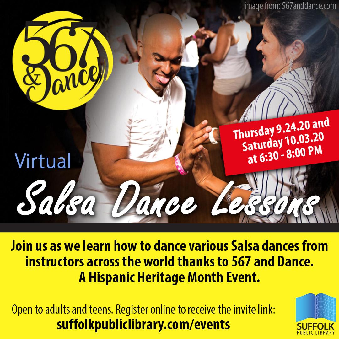 Salsa Dance Lesson [Live]