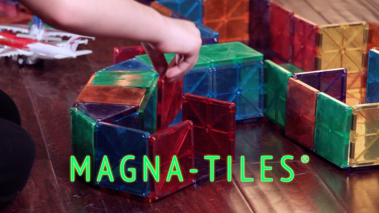 Build With Magna-Tiles