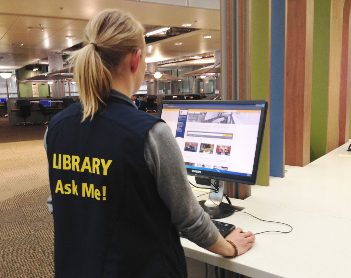 Postgraduate Library Services - by Zoom