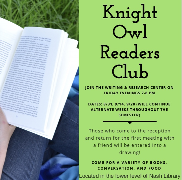 Knight Owl Readers Club