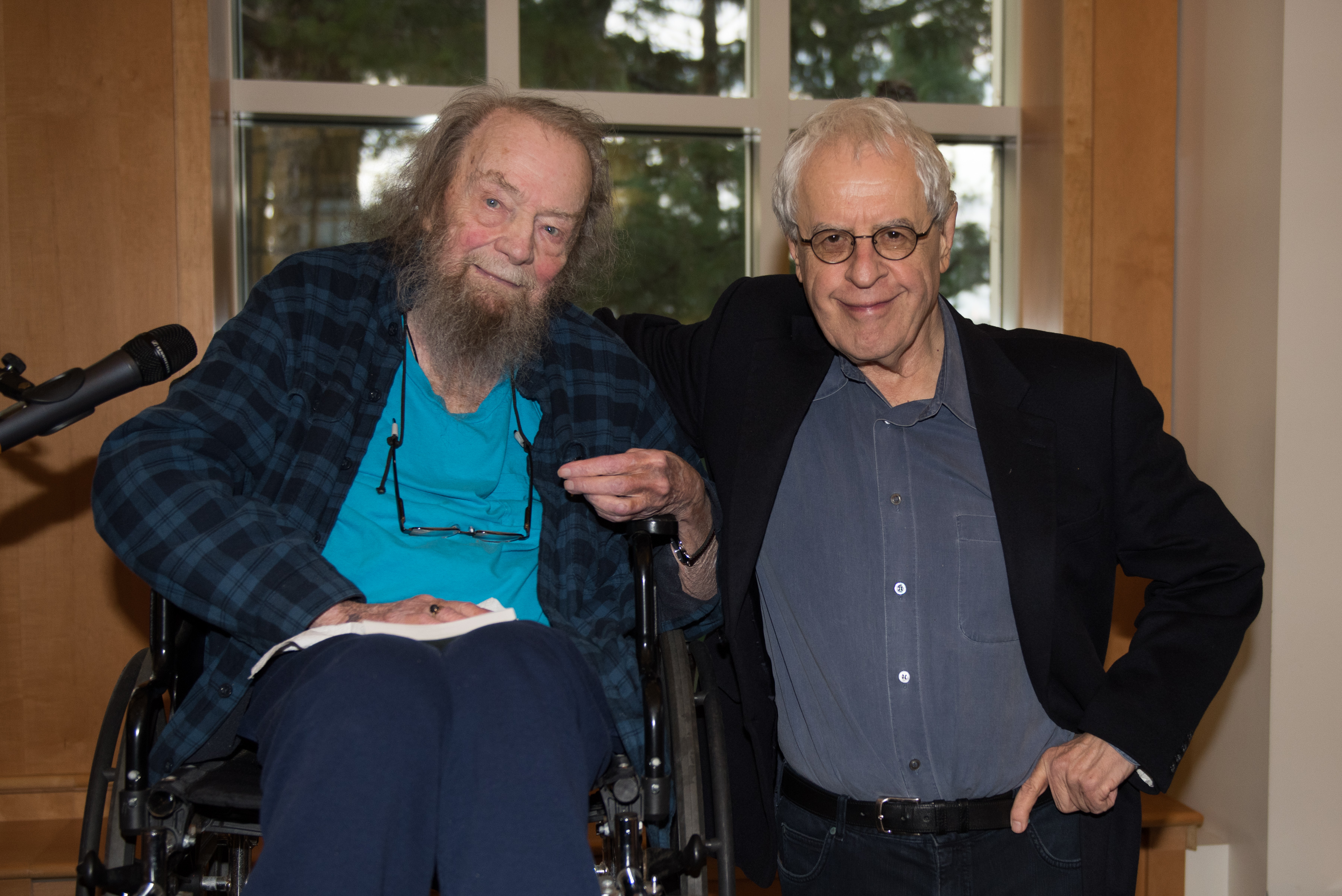 Donald Hall's 90th Birthday Celebration