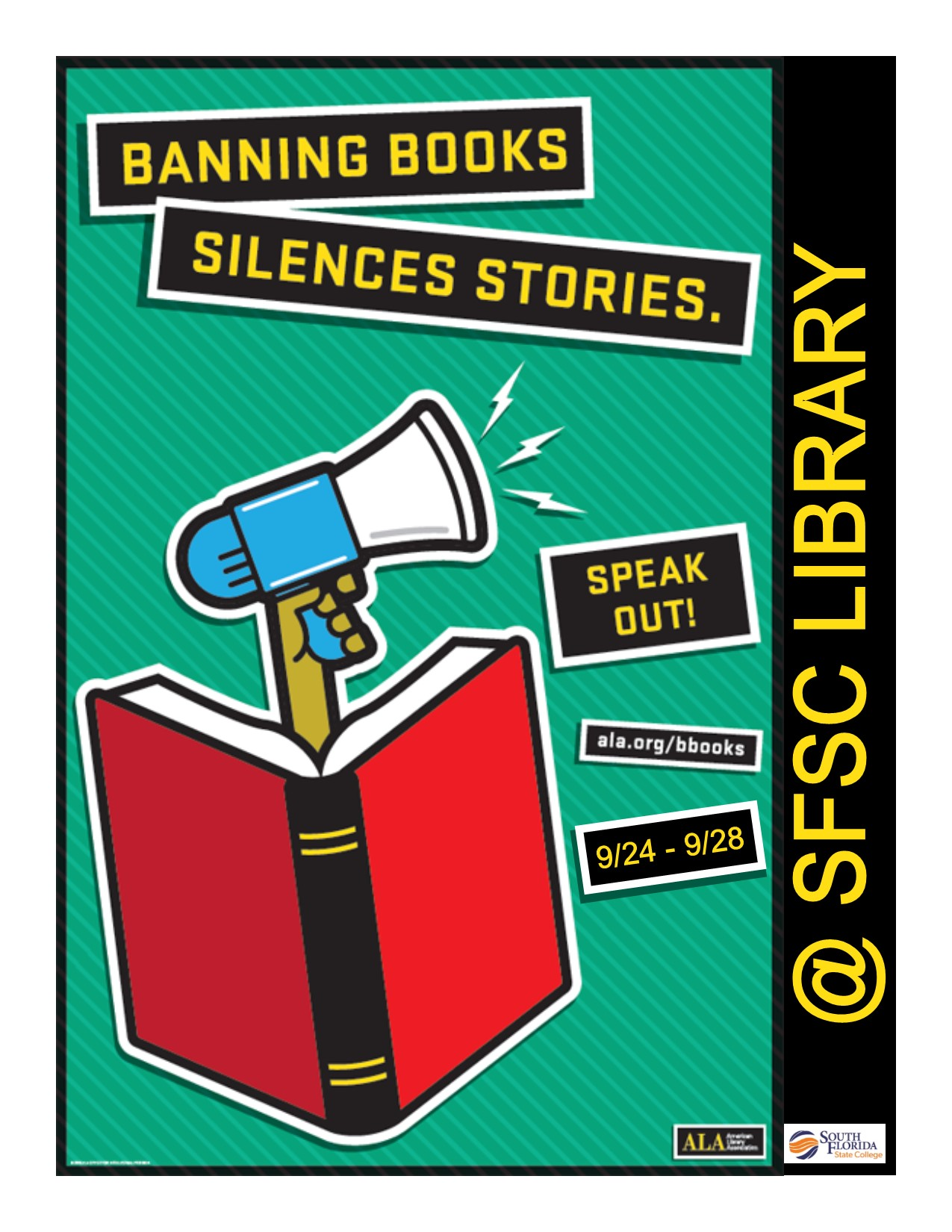 Banned Books Week Celebration