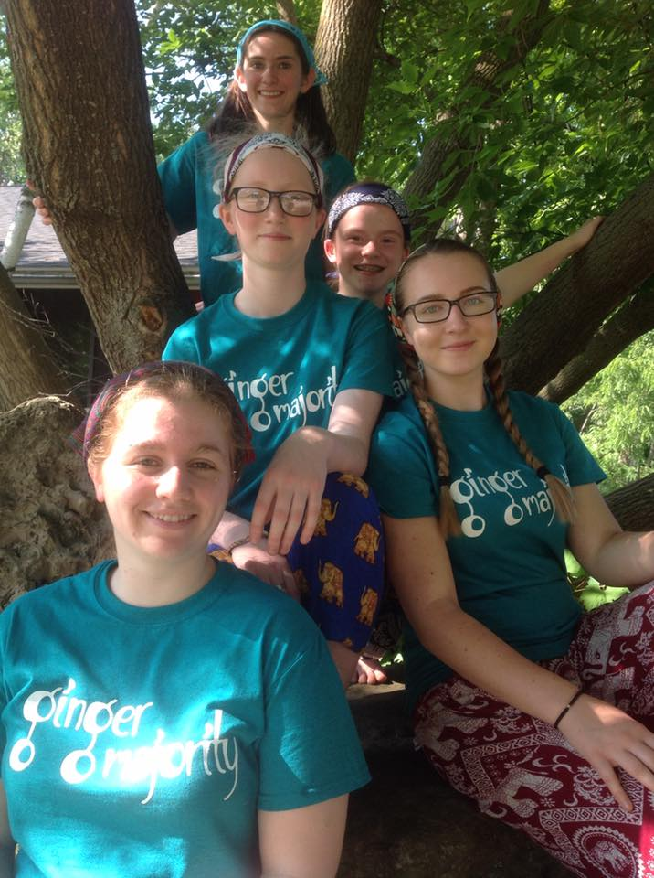 Concert: Ginger Majority, fiddle-based contra dance music