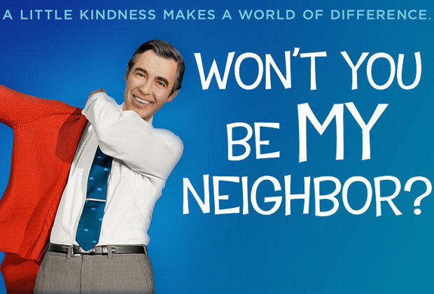 "First Friday Films: ""Won't You Be My Neighbor?"""