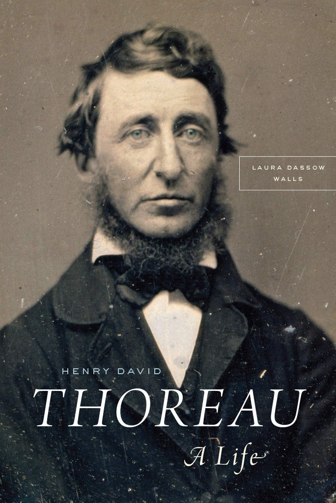 Books Sandwiched In (book review: 'Henry David Thoreau: A Life')