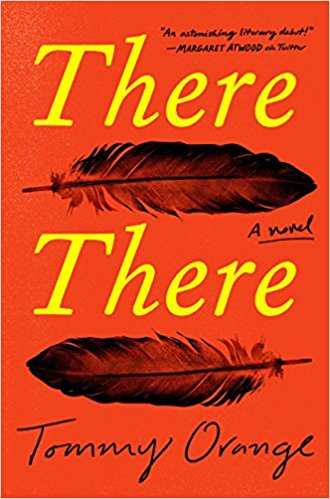 "Books Sandwiched In (book review: ""There There"")"