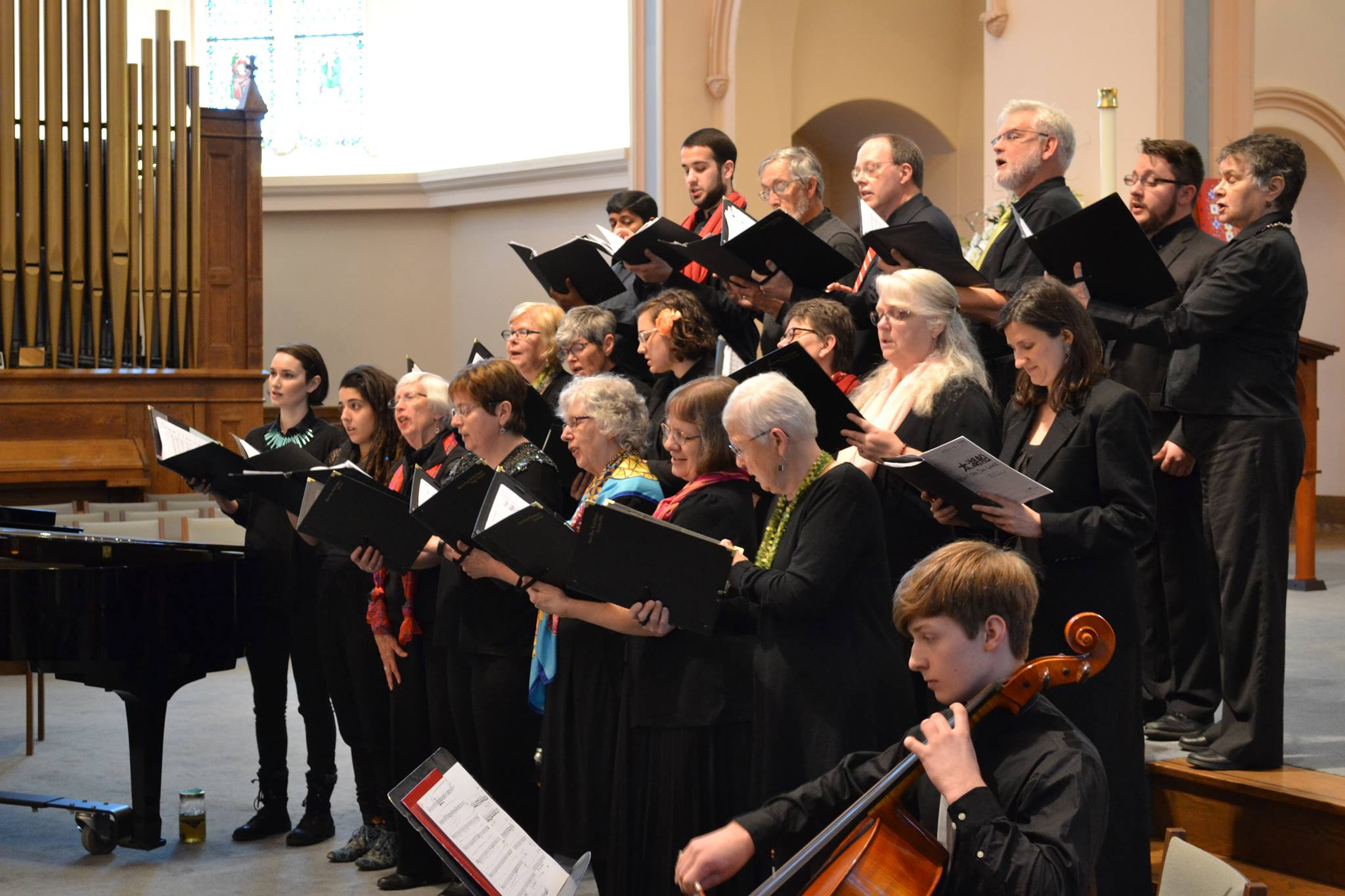(World Music Concert Series) Mount Hope World Singers