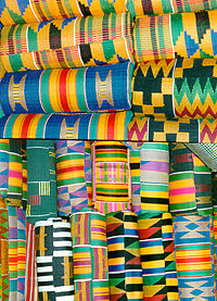 Learn about Kente Cloth and Adinkra Symbols