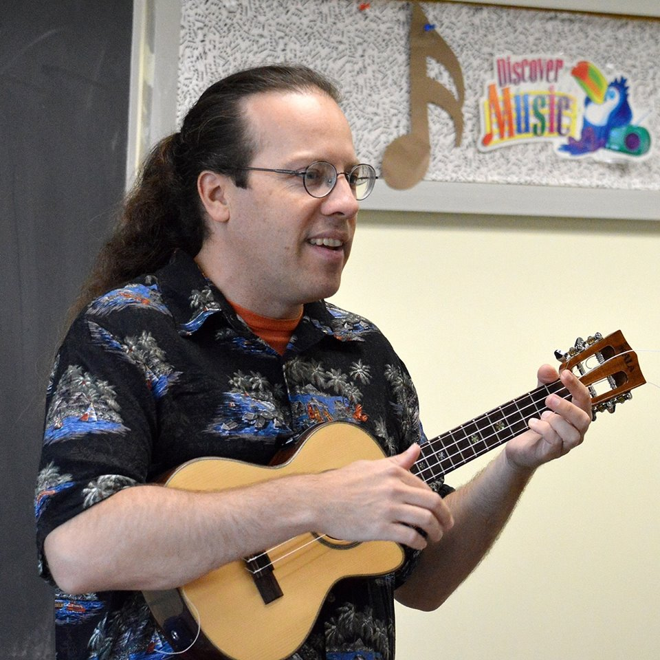 Ukulele Workshop with Randy Pollok