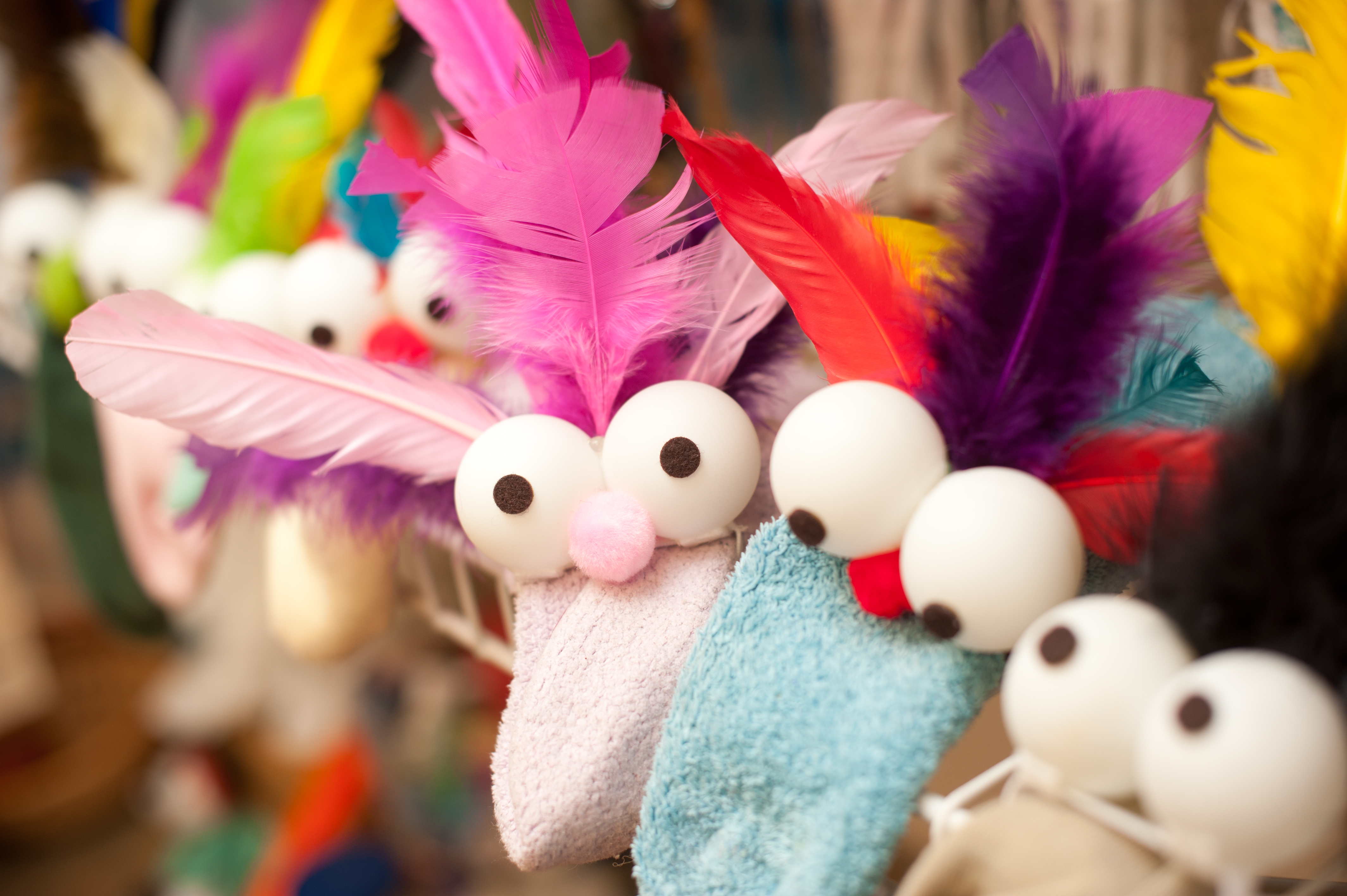 Craft it Forward  Sock Puppets for Golisano Children's Hospital