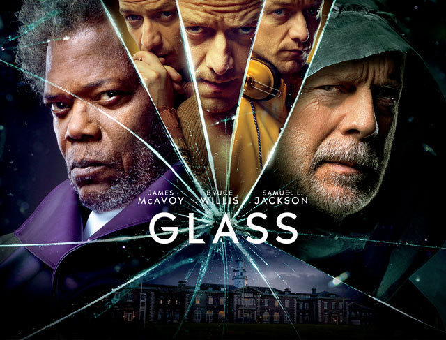 """See It First-Saturday Movie Matinee: """"Glass"""""""