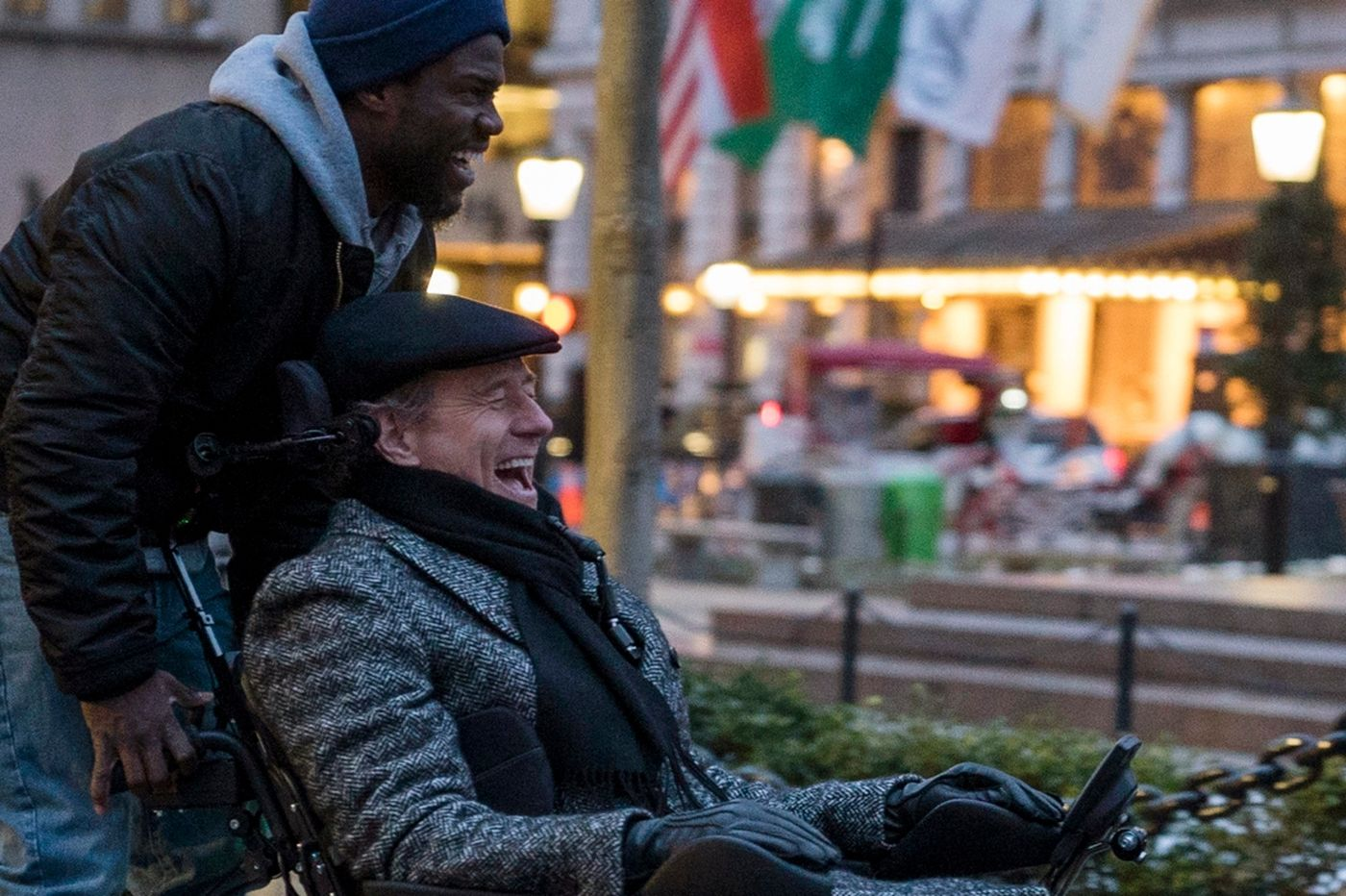 """First Friday Films--""""The Upside"""""""