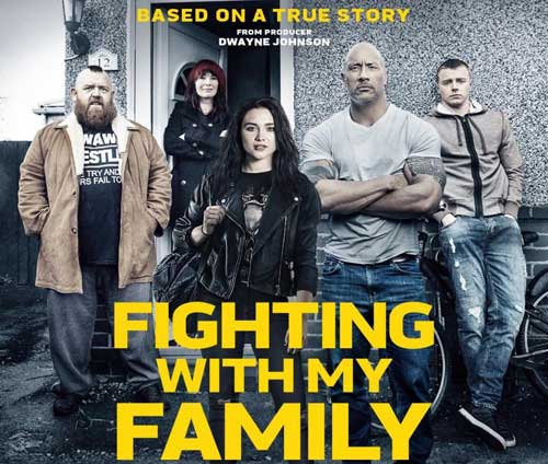 "See It FIrst: Saturday Movie Matinee--""Fighting With My Family"""