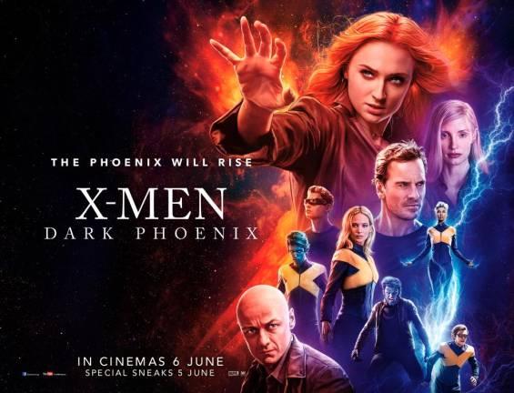 "See It First: Saturday Movie Matinee--""X-Men: Dark Phoenix"""
