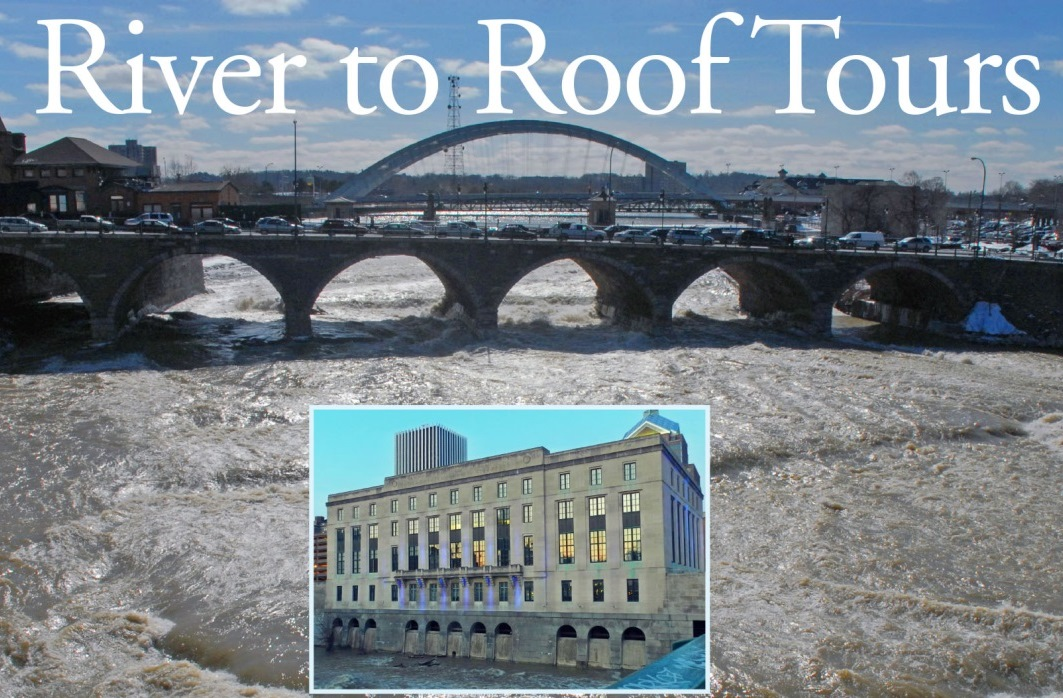 Rundel River to Roof Tours (Fringe event!)