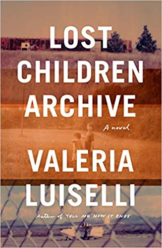 'Books Sandwiched In' - review of 'Lost Children Archive'