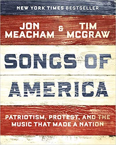 'Books Sandwiched In' - review of 'Songs of America'