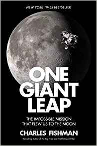 'Books Sandwiched In' - review of 'One Giant Leap'