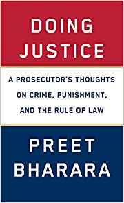 'Books Sandwiched In' - review of 'Doing Justice'