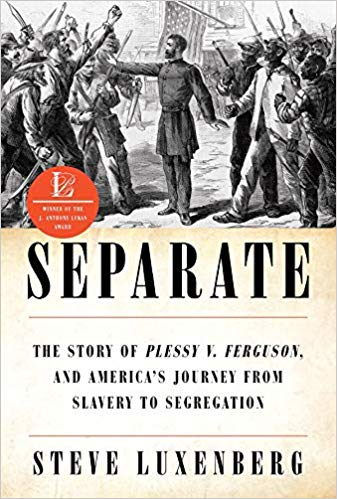 'Books Sandwiched In' - review of 'Separate'