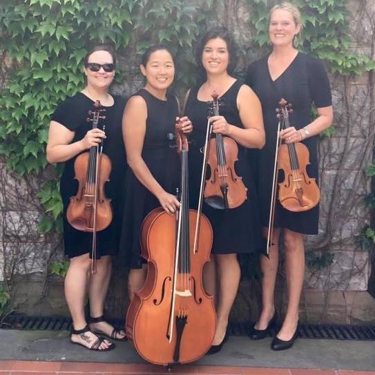 String Quartet: Pizzicatomus
