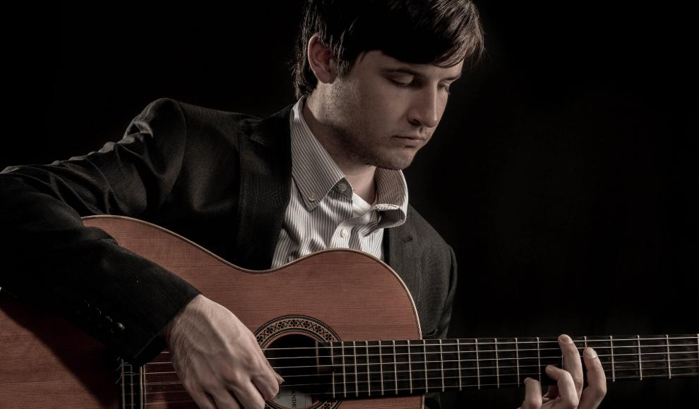 World Music Concert: Brian Dooley (Classical/ Spanish Guitar)