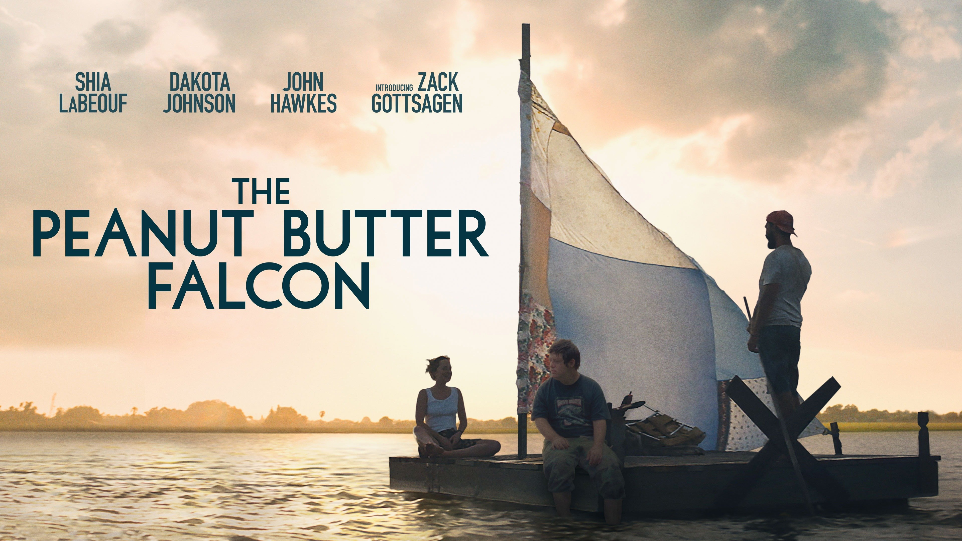 "See It First: Saturday Movie Matinee--""The Peanut Butter Falcon"""