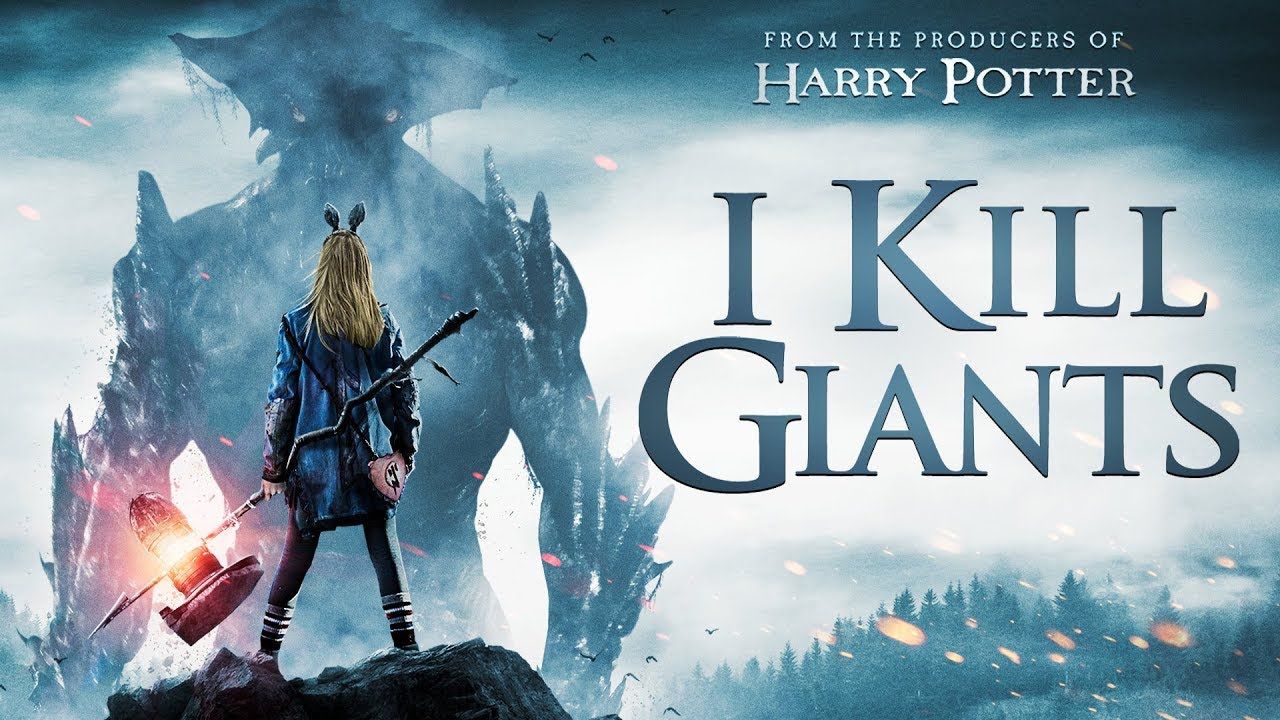 "First Friday Films--""I Kill Giants"""