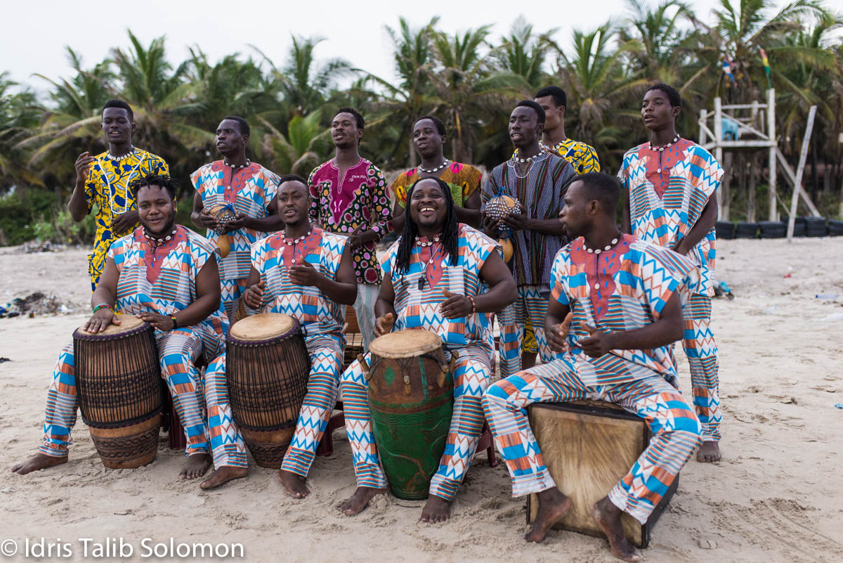 Womba Africa Drumming and Dance