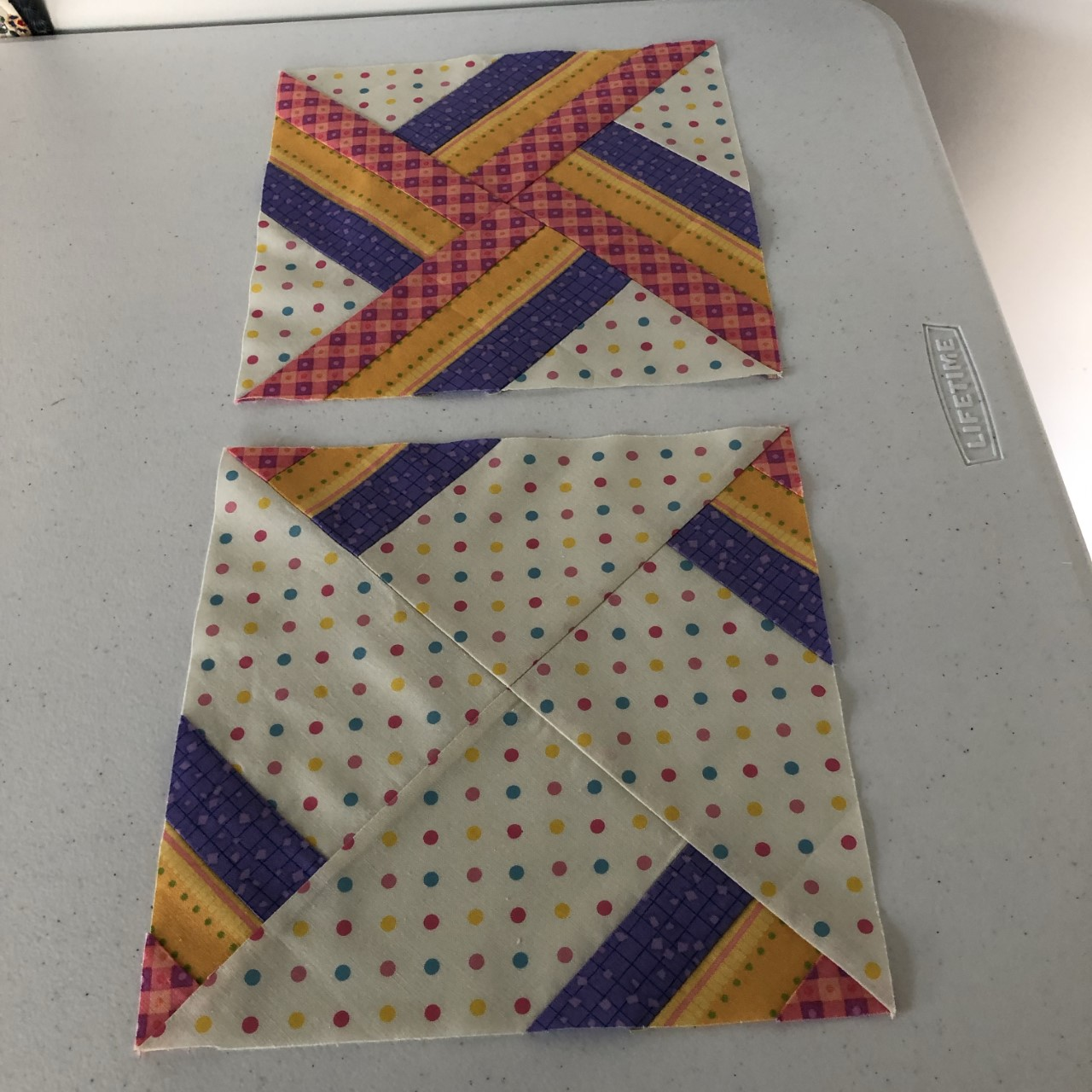 Sewing Quilt Blocks with SewGreen@Rochester: The Whirlwind Block