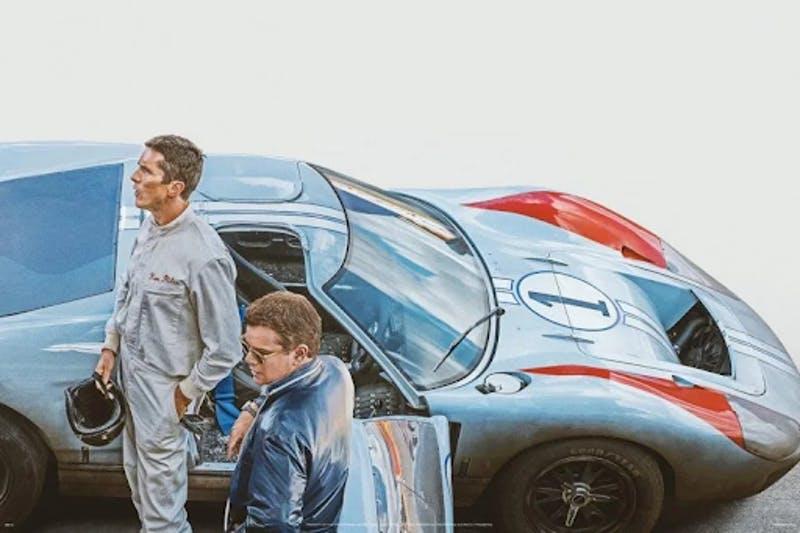 "See It First: Saturday Movie Matinee--""Ford v. Ferrari"""