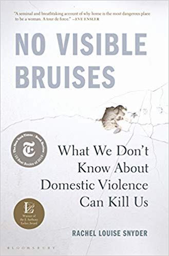 'Books Sandwiched In' - book review of 'No Visible Bruises'