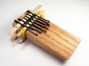 Online Maker Workshop: Musical Inventions: Make Instruments with Science!